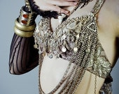 The Details - 8x10 Photograph of Bellydance Fashion