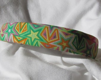Bright Disco Star  Headband LAST ONE