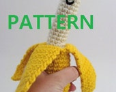 PDF CROCHET PATTERN - Mr. Nanner