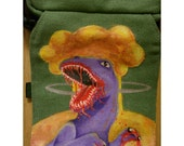 Dinoacolypse Purse