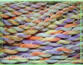 Witches Brew  Size 80    hand dyed TATTING crochet embroidery CQ cotton thread    6 cord