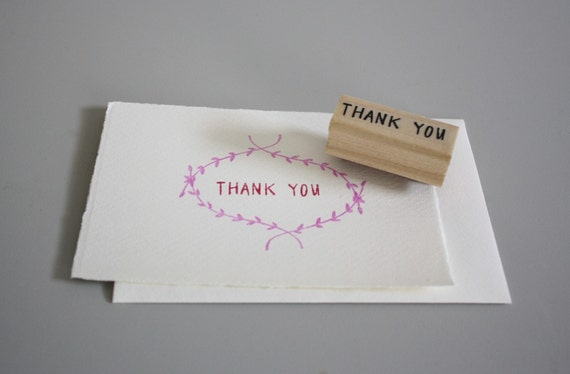 word rubber stamps for DIY desktop