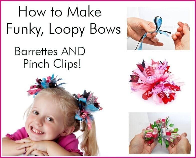 hair bow instructions pdf