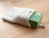 Sand - Cotton Saponificozy (tm) Soap Sock