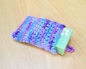Jewel of the Nile - Cotton Saponificozy (tm) Soap Sock