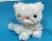 SALE - Ambrosia the Persian Amigurumi Kitten