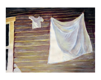Laundry - Five notecard pack