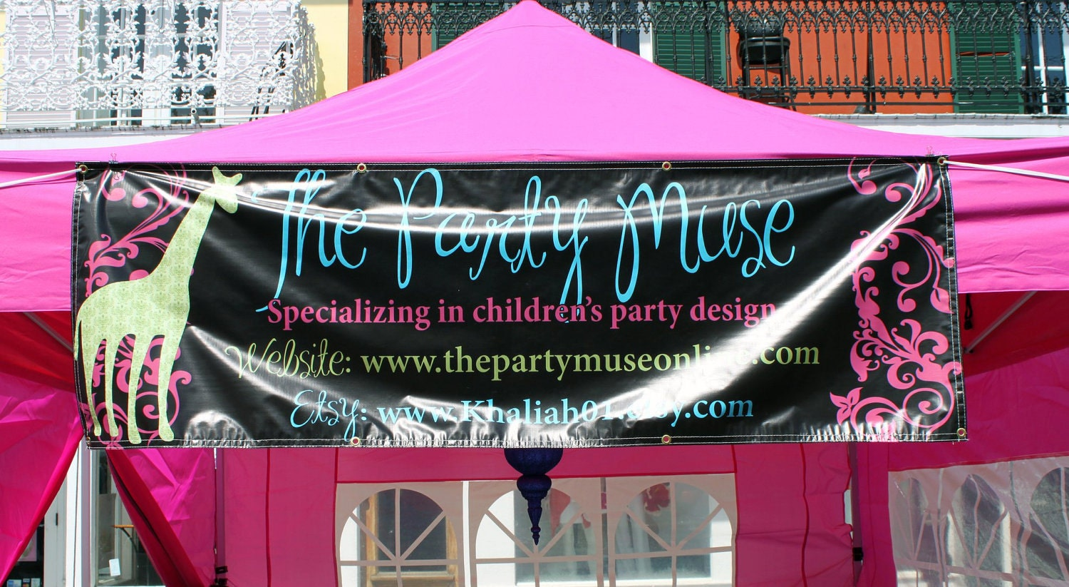 Vinyl Banner Printing 2x8 Foot By Bearsgraphicdesign On Etsy