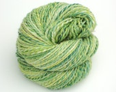 Lucky Worsted Weight Hand Spun Milk Fiber Yarn 139 Yards - sunriselodgefiberstu