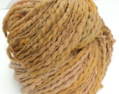 Butterscotch Hand Painted Bulky Yarn 150 Yards - sunriselodgefiberstu