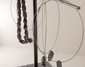 Simple Necklace Tree - T Bar Display