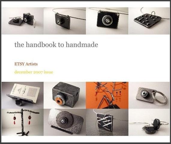 the handbook to handmade......