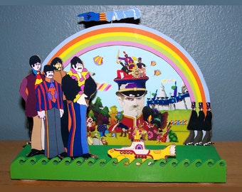The Beatles John Lennon Paul Mccartney George By Creativepal