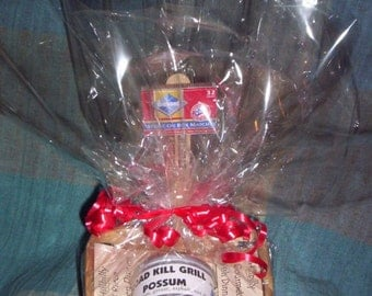 Redneck or Hillbilly Gift Basket:  Hilarious, Fun Gag Gift!