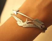 Silver Arrow and Silver Bird