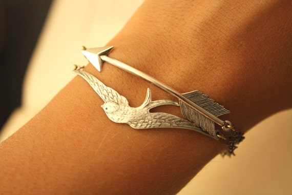 Silver Arrow and Silver Bird