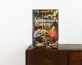 Kindle Cover -The Hardy Boys: The Hooded Hawk Mystery - made to order device case custom made from recycled book
