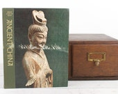 iPad Cover- Ancient China- iPad cover custom made from recycled book - custom made tablet device cover