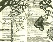 Print of Hamlet...Amibiguous