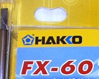 3/16 TIP for Hakko FX-601 Temperature Control Soldering Iron.