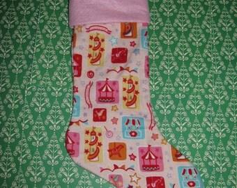 PRETTY PRINCESS CARNIVAL Christmas Stocking