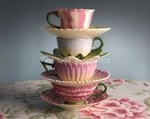 Tea Cups 10 x 8 inch Photograph
