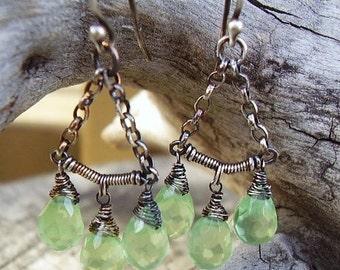 Spring Swing Earrings