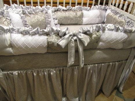 Lavender Crib Bedding Canada