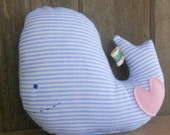 Doll/Stuffed Animal - Whale - All Natural by Woolies on EtsyHoliday Kids Toys