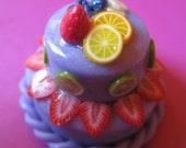 Alice Pleasance's Miniature 2 Tiers Cake Ring