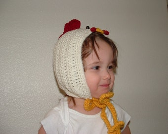 Who You Calling Chicken Hat