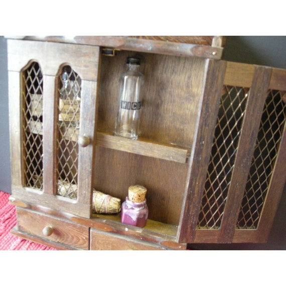 Witches Spice Cabinet Cupboards Related Keywords & Suggestions