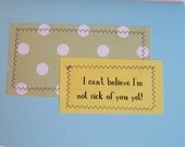 Clever Cards- I Can't Believe I'm Not Sick Of You Yet - Love - Buy 3 Get 1 Free