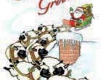Sheep Christmas cards  Item  550