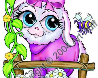 Daisy  Sheep Item 244