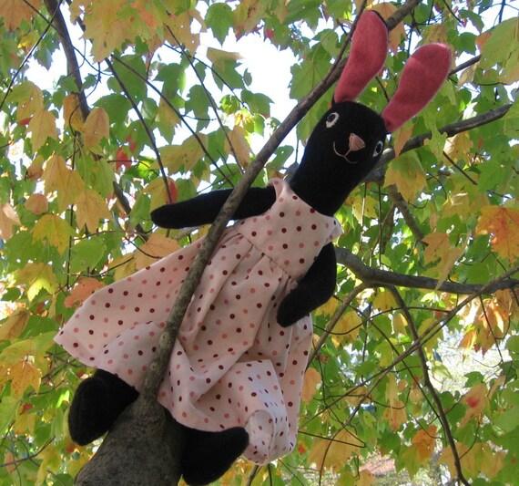 Eco Friendly Bunny Friend - Katie