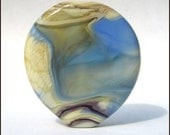 Eli's Coming - LARGE Focal Bead