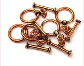 5 - 14 mm Copper Toggles