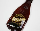 Old Fashioned Boylans Birch Beer Bottle Flat Spoon Rest - Recycled Eco-Friendly