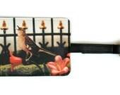 Mockingbird Luggage Tag
