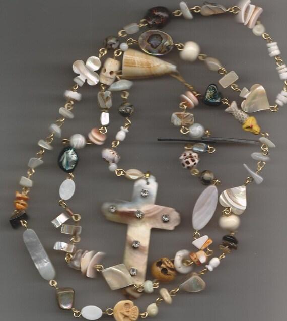 Shell Rosary
