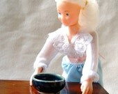 Blue Dish Miniature, Grandma and Grandpa Doll, Mature Adult Humor, Drugs and Shrooms, Flashbacks, Bad Trips, the 70's, Ready to Ship