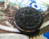 Oreo Cookie Necklace SALE