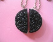 Best Friends Forever Oreo Cookie Necklaces SALE