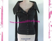 Hermione Granger inspired jacket Made to Order Other in Charcoal Grey