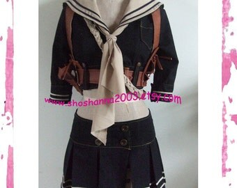 D-JENN Babydoll Suckerpunch halloween/cosplay costume