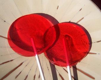 """8 3 3/4"""" inch Round Basic Lollipop Sucker Party Favor Wedding Birthday"""