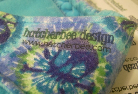 NEW - 75 TAGLESS IRON ON BOUTIQUE CLOTHING LABELS - Sewing Tags - Super Soft - No Tag Feel - Even iron over the tag after applied - USE YOUR OWN LOGO - Just like the retail labels and CPSIA safe