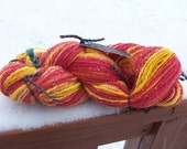 SALE - Blast Ended Skrewt Handspun