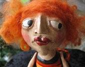Hazel - Gossip Girl Art Doll